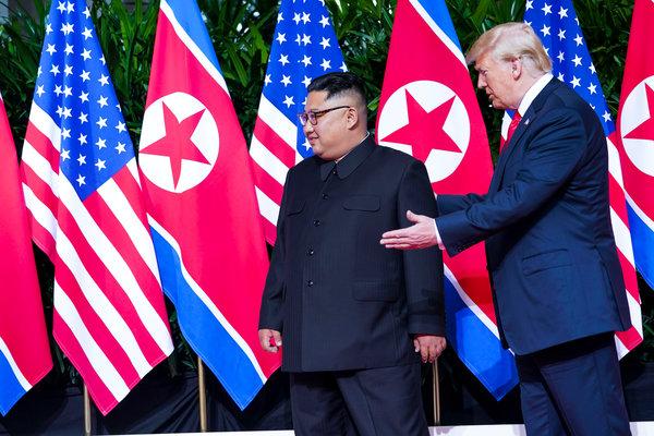 Trump to Meet With Kim Jong-un, Despite North Korea's Lapses, Bolton Says #news @nytimes 1