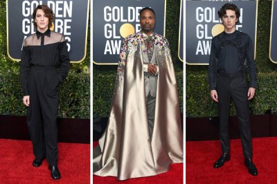 Red Carpet Photos + winners at the 2019 Golden Globes