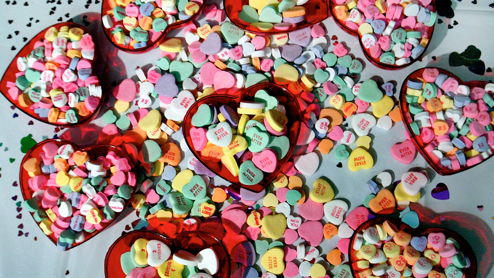 On This Valentine S Day There Are No New Sweethearts