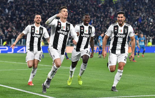 Juventus Survives, as the Improbable Becomes Real Again - The New York Times