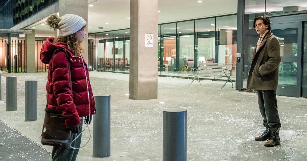 Five feet apart, в метре друг от друга, мелодрама, премьера в апреле 2019, афиша кинотеатров Симферополя
