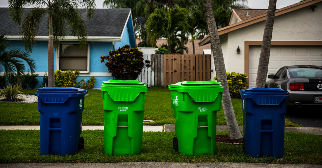 As Costs Skyrocket, More U.S. Cities Stop Recycling