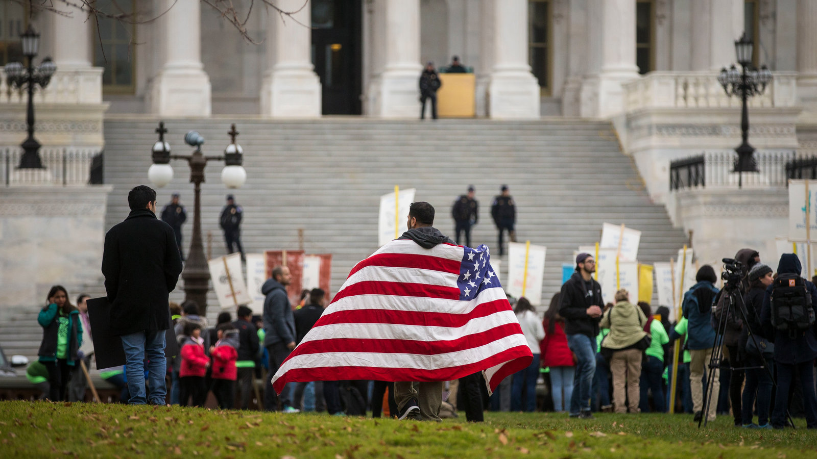 Opinion A Grand Compromise On Immigration