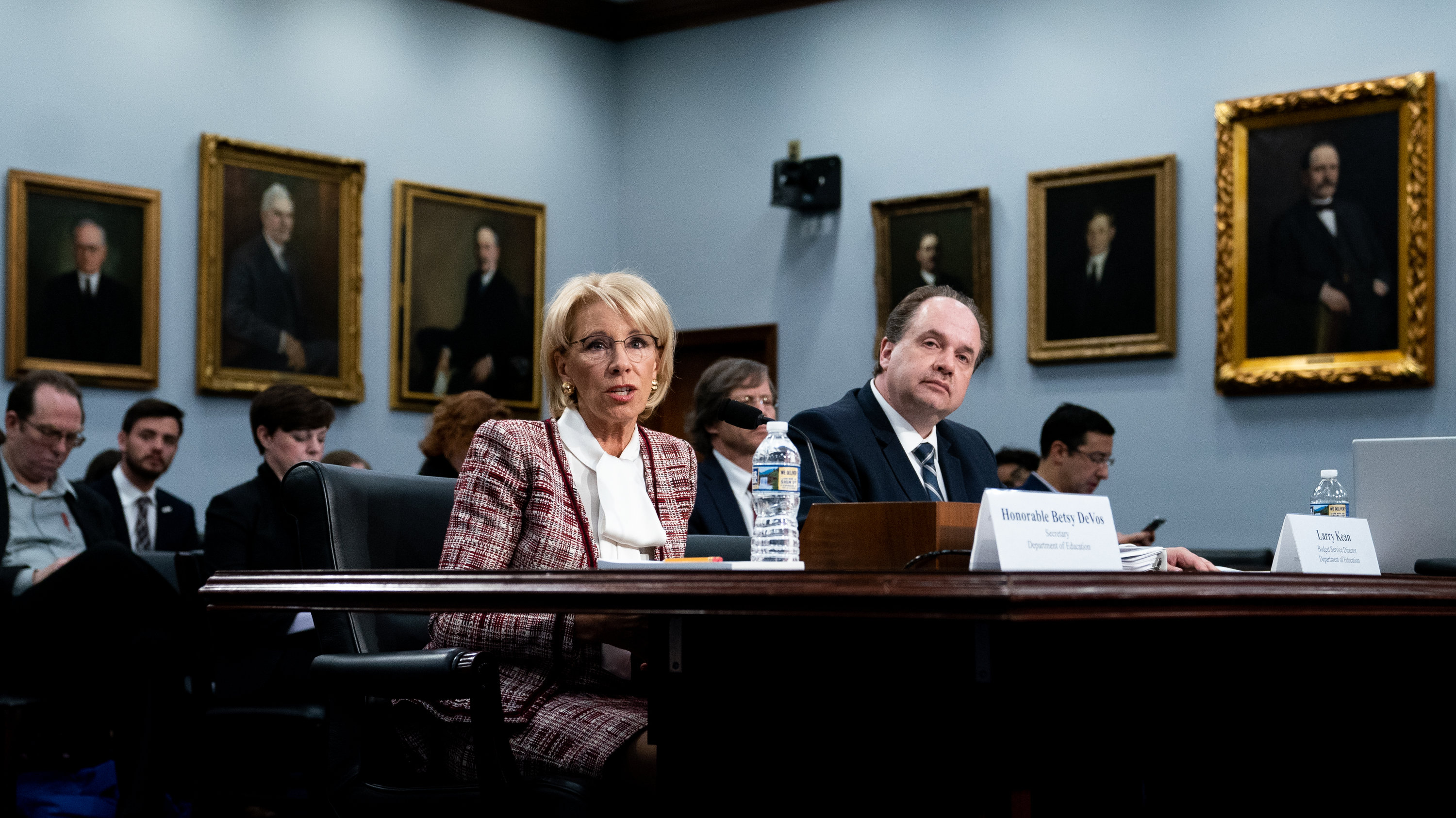 Betsy Devos Wants To Cut Special Olympics Funding Here S