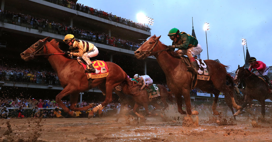 Country House Wins Kentucky Derby After Maximum Security