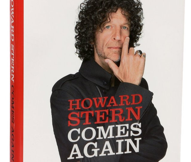 Howard Stern Can Talk This Book Shows Hes Also A Good Listener Howard Stern Can Talk This Book Shows Hes Also A Good Listener