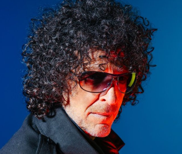 Howard Stern Says Hes Changed How Much