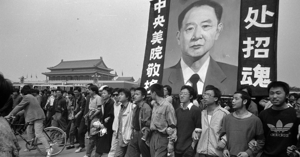 Photos of the Tiananmen Square Protests Through the Lens of a Student Witness