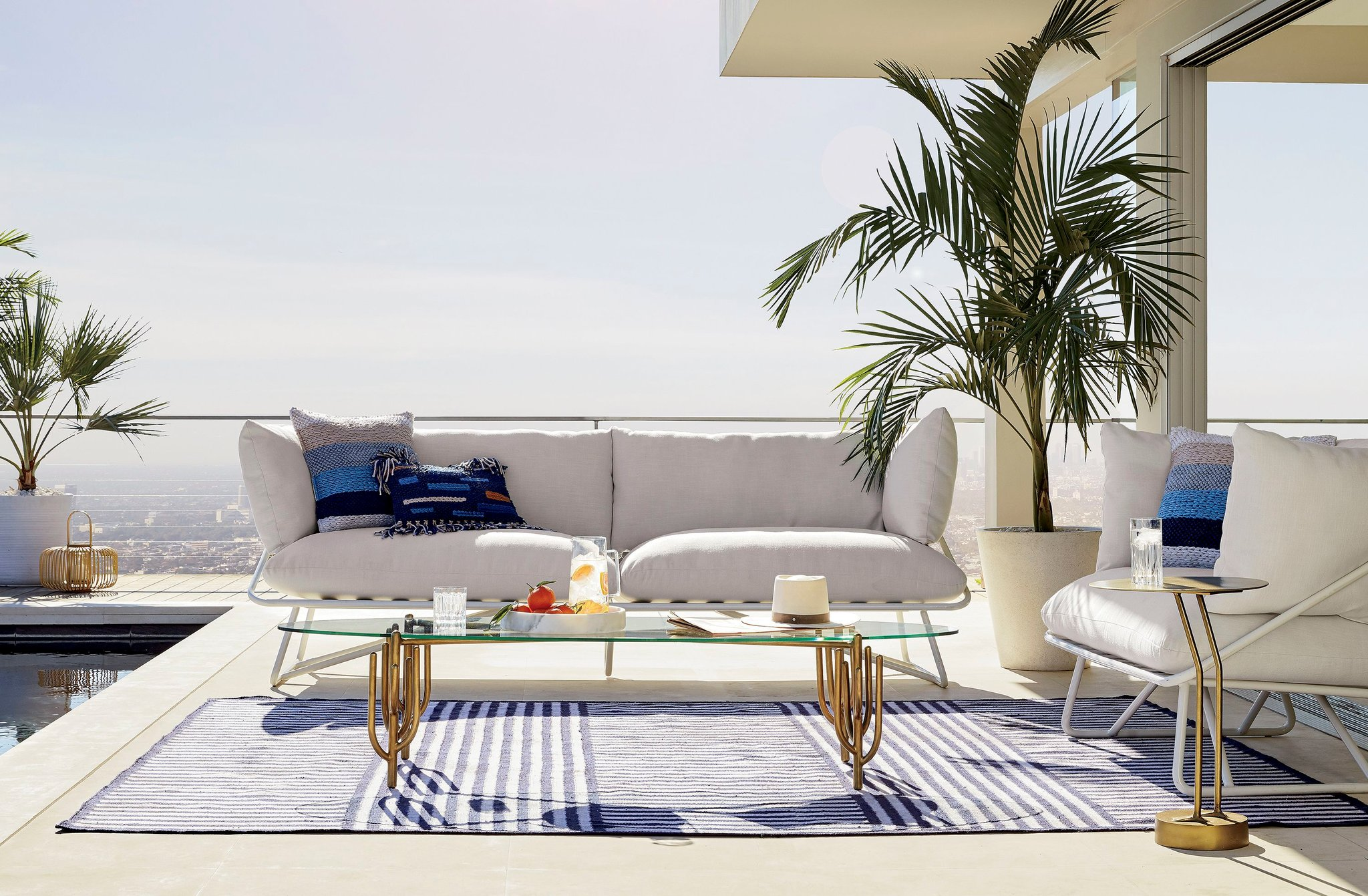 shopping for outdoor sofas the new
