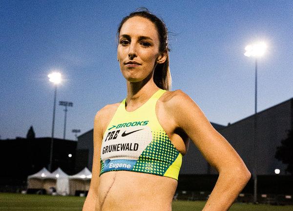 Gabriele Grunewald Runner Who Chronicled Journey With Cancer Dies At 32gabriele Grunewald Runner Who Chronicled Journey With Cancer Dies At 32