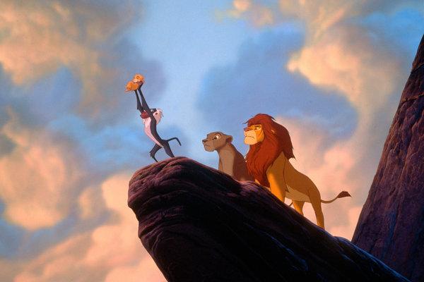 lion king # 18