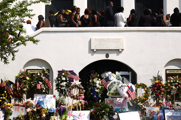 A man who killed nine people at a Charleston, S.C., church was able to buy a gun after a background check failed to immediately reveal that he had admitted possessing a controlled substance.