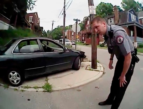 Ray Tensing, a University of Cincinnati police officer, after the shooting of Samuel DuBose in 2015.