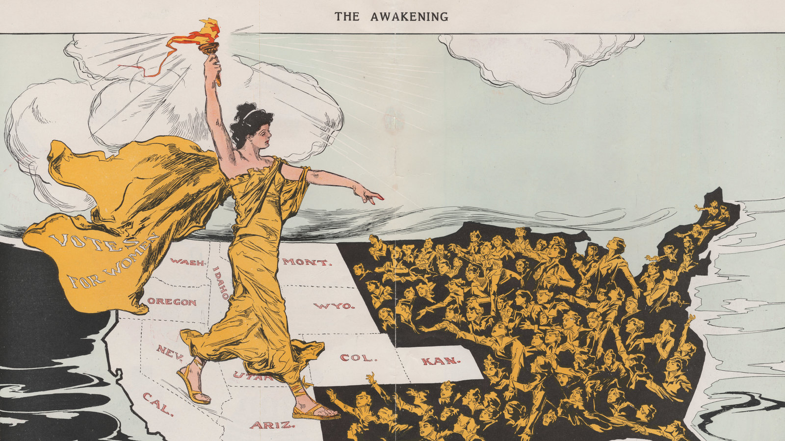 The Complex History Of The Women S Suffrage Movement