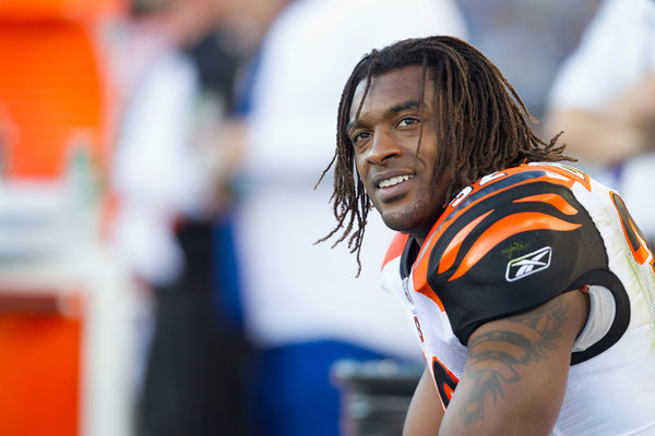 Cedric Benson was a dominant force for the University of Texas before an eight-year career in the National Football League.