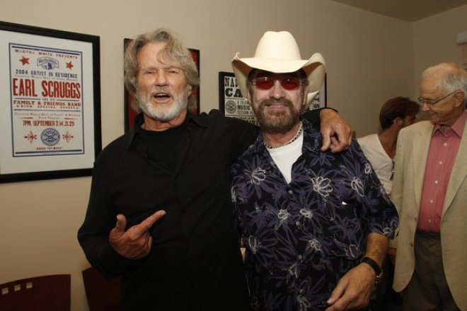 Donnie Fritts, Donnie, Fritts, Kris Kristofferson
