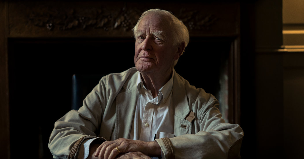 John le Carré, Best-Selling Author of Cold War Thrillers, Is Dead at 89