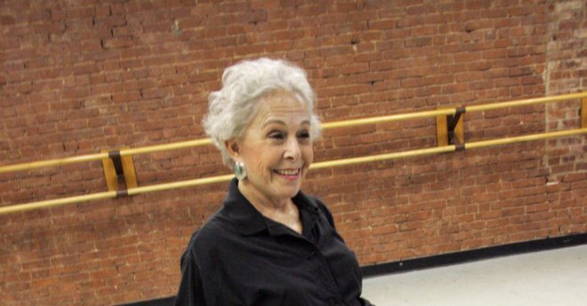 Marge Champion, Dancer, Actor and Choreographer, Dies at 101