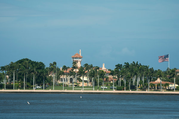 Ms. Zhang had paid for a vacation package that included a banquet at Mar-a-Lago. She arrived with a collection of electronics, including a laptop, an external hard drive, four cell phones and a secret-camera detector.