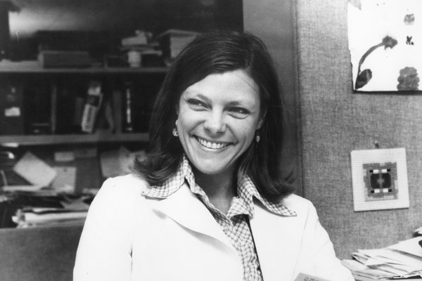 Ms. Roberts in 1979.She was a radio correspondent for CBS before joining NPR in the late 1970s.