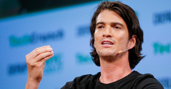 DealBook Briefing: WeWork May Be Headed for Civil War