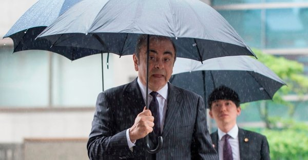 Nissan and Carlos Ghosn Settle S.E.C. Charges of Underreporting Income
