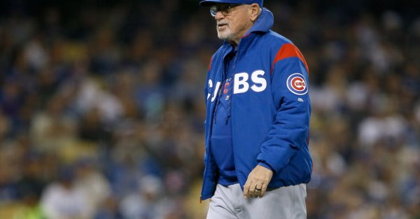 Joe Maddon to Leave Cubs 3 Years After World Series Title