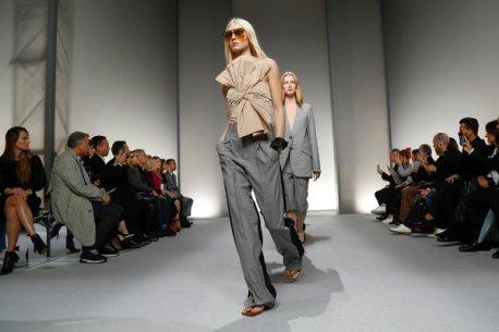 Givenchy, spring 2020