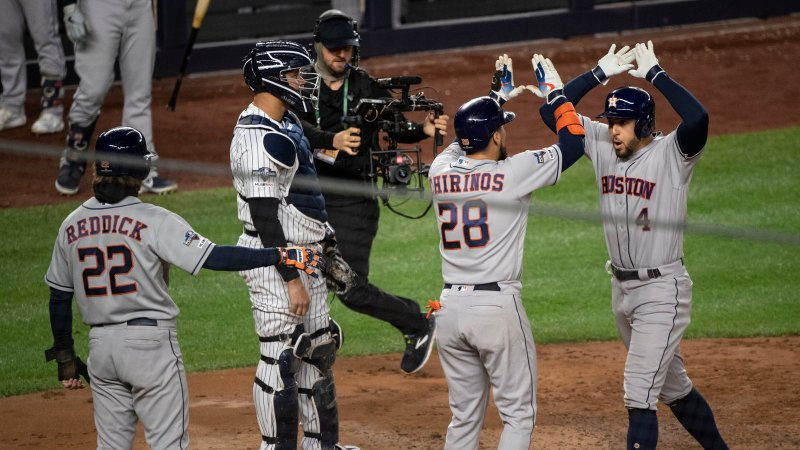 Astros Holding Off Yankees in Game 4: Live Updates