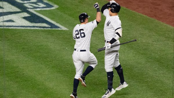 Yankees Lead Astros 4-1 in Game 5: Live Score and Updates