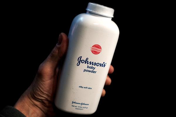 Johnson & Johnson Recalls Asbestos-Tainted Baby Powder