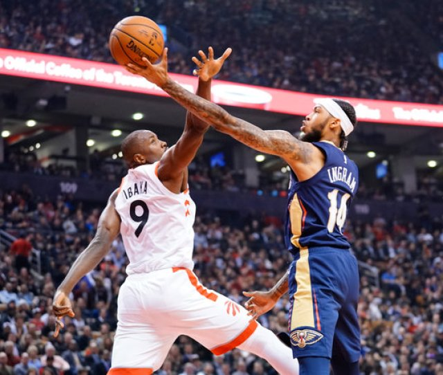 Raptors Open Championship Defense With A Win Over The Pelicans