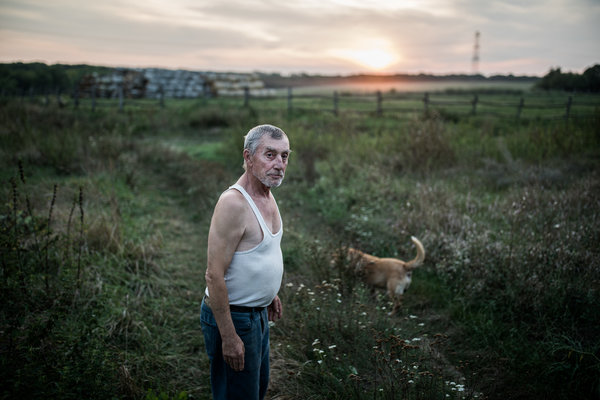 """It happened so fast,"" Ferenc Horvath said. ""We had no idea you could buy land here."""