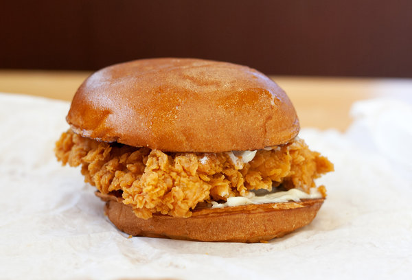 Popeyes Sandwich Strikes a Chord for African-Americans