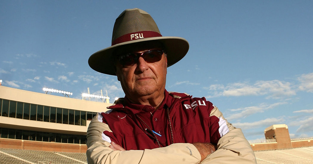 Bobby Bowden, Coach Who Led Florida State to Greatness, Dies at 91