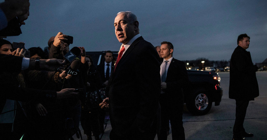 Netanyahu, 'King of Israel,' Exits a Stage He Dominated