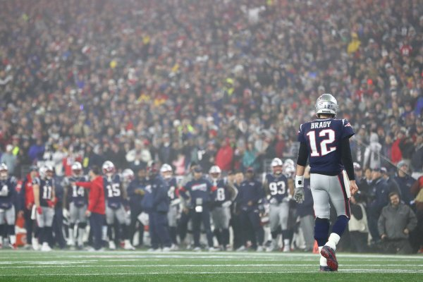 Tom Brady's Last Pass Puts His Patriots Future in Doubt - The New ...