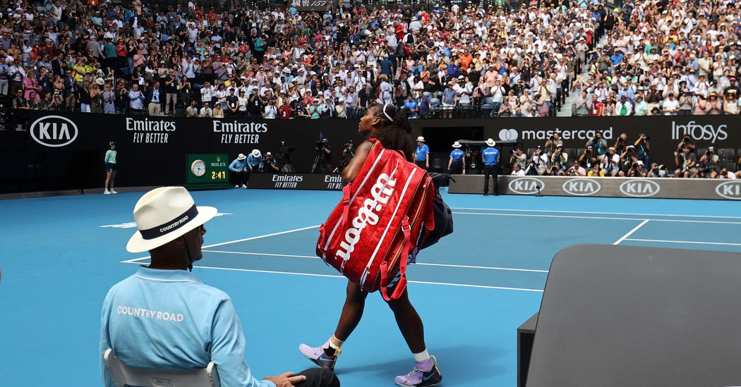 Photo of Round of surprises at the Australian Open, as 6 of the 10 best seeds of women lose
