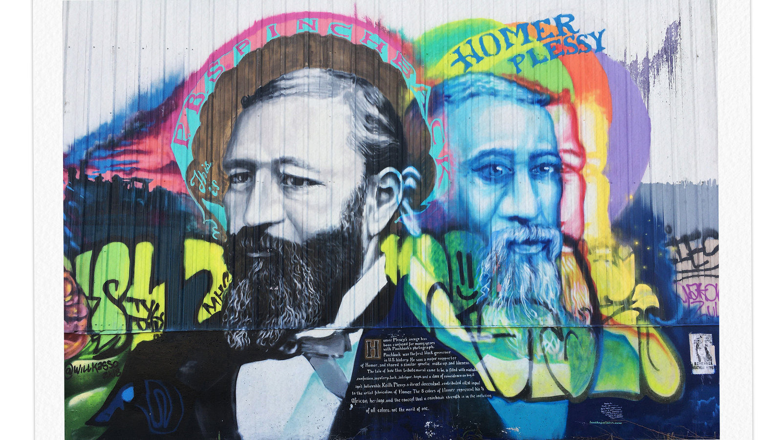 Overlooked No More Homer Plessy Who Sat On A Train And