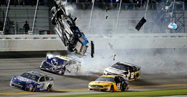 Ryan Newman Expected to Survive Fiery Crash at Daytona 500