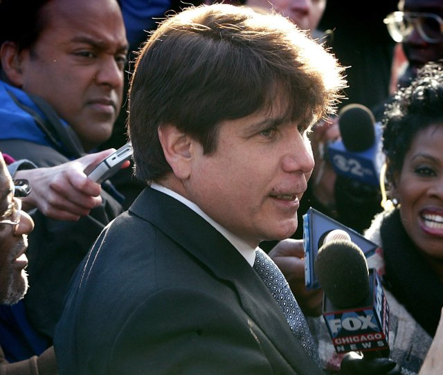 Who Is Rod Blagojevich And Why Did Trump Commute His Sentence