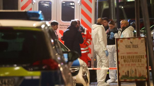 8 Dead in Shooting in Central Germany