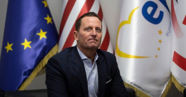 Trump Expected to Name Richard Grenell as Acting Head of Intelligence