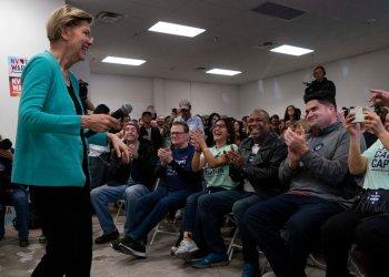 Why Elizabeth Warren Brought Rhetorical Howitzers to the Debate