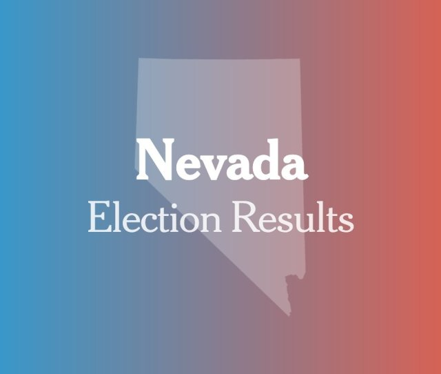 Nevada Caucuses  Live Election Results The New York Times