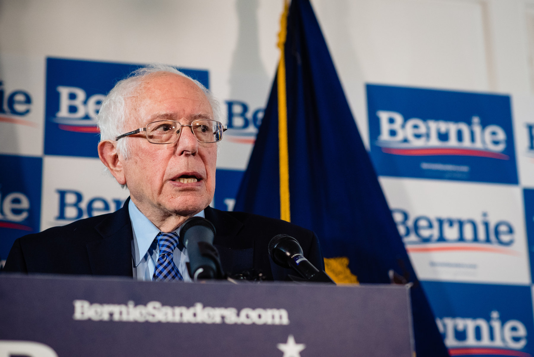 Senator Bernie Sanders Mississippi Missouri