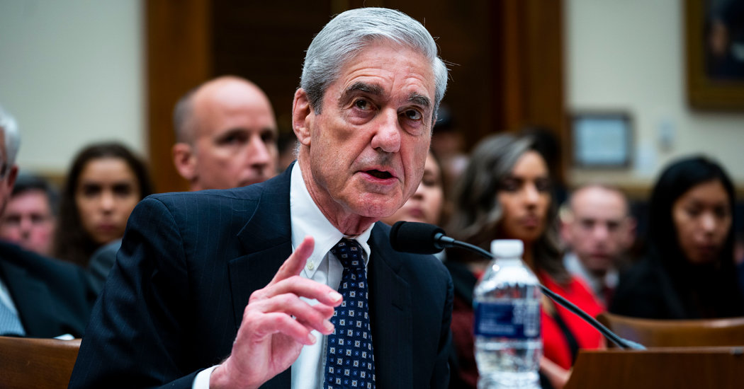 Justice Dept. Moves to Drop Charges Against Russian Firms Filed by Mueller