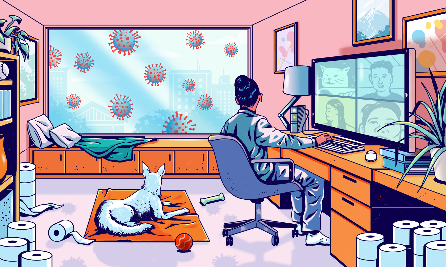The Tech Headaches Of Working From Home And How To Remedy Them