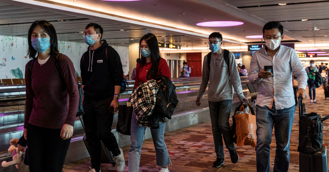 Answers to Travelers' Questions About the Coronavirus