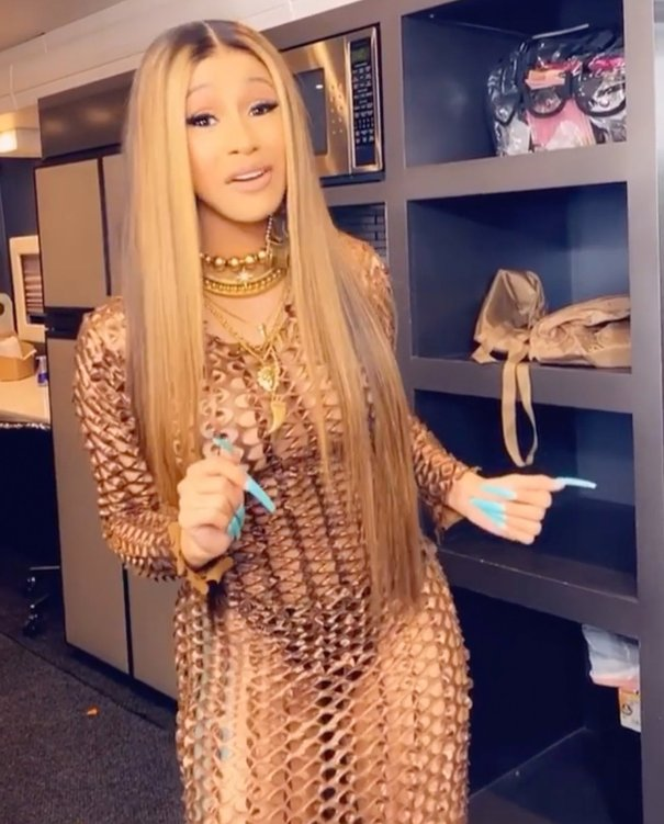 How Cardi B's Off-the-Cuff Video Became a Coronavirus Anthem - The ...